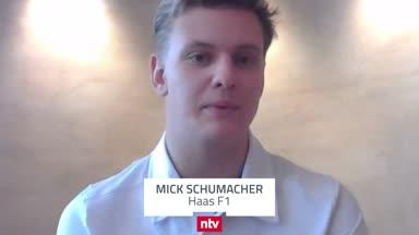 Wie Mick Schumacher mit den hohen Erwartungen umgeht