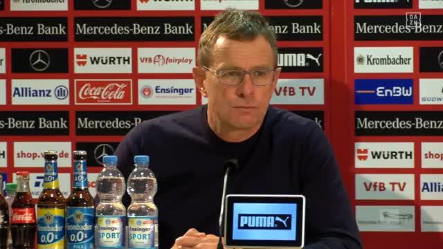 Rückkehr zum VfB? Das sagt Ralf Rangnick
