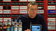 Rückkehr zum VfB? Das sagt Rangnick