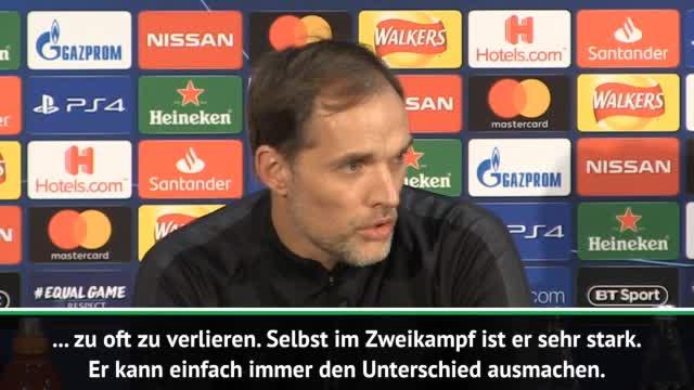 """Tuchel schwärmt von Uniteds """"Leader"""" Pogba"""