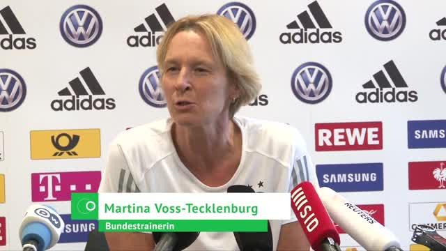 Voss-Tecklenburg: Erwarte eine tolle Atmosphäre