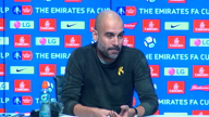 "Quadruple? Guardiola: ""Bis jetzt eine Illusion"""