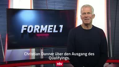 Christian Danner über den Ausgang des Qualifyings