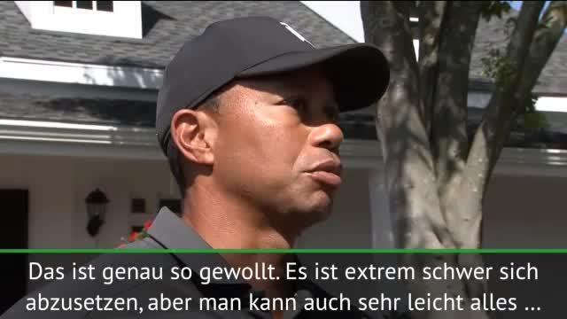 """Masters: Woods hofft: """"Viele haben Sieg-Chance"""""""