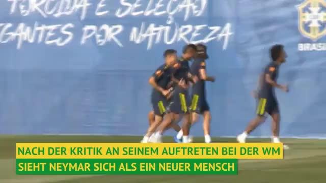 Nach WM: Neymar gesteht Fehler ein