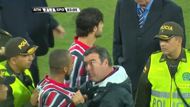 Copa Libertadores: Borja schießt Sao Paulo ab
