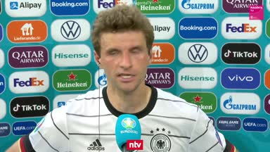 Müller witzelt über Gosens-Gala