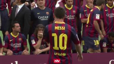 Barca-Hammer! Messi muss gehen