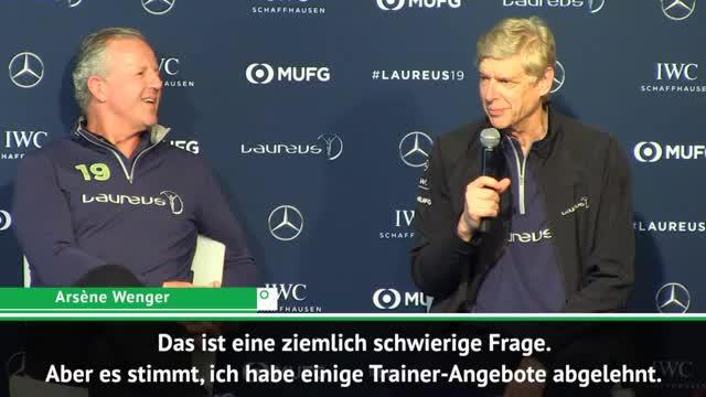Wenger enthüllt: Darum ging ich nicht zu Real