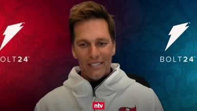 NFL mit 45 Jahren? Brady lässt aufhorchen