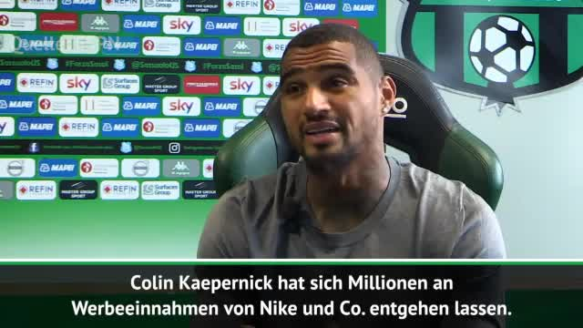 K.-P. Boateng: Colin Kaepernick ist ein Held