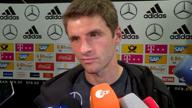 """Müller: """"So fühlt sich mal wieder ein Sieg an"""""""