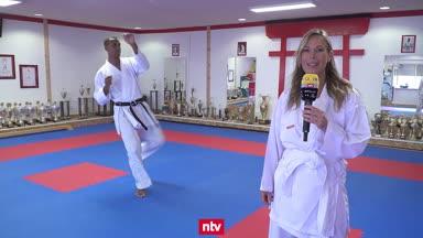 Karate-Star träumt von Olympia-Gold