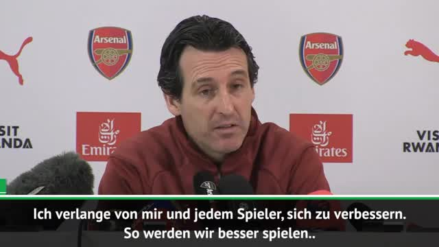 Emery fordert von Özil Selbstkritik & Einsatz
