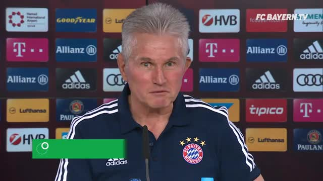 """Heynckes: Dortmund """"mehr als ernstzunehmend"""""""