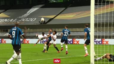 Sevilla schlägt Inter! Die Highlights im Video