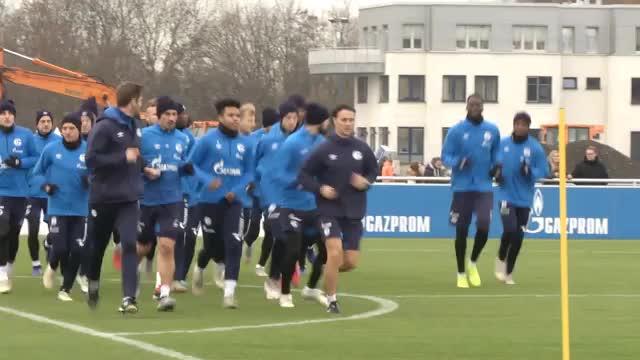 Schalke 04 rüstet sich für Derby gegen BVB