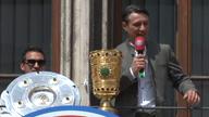 """Kovac bedankt sich: """"Ich liebe euch alle"""""""