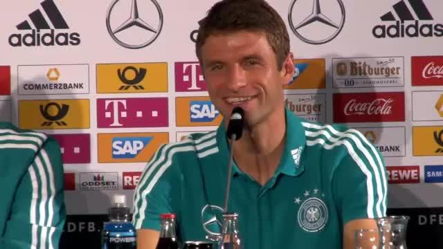 """Müller wiegelt ab: """"Keine Risse im Team"""""""