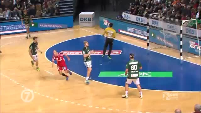 HBL Highlights vom 13. Spieltag