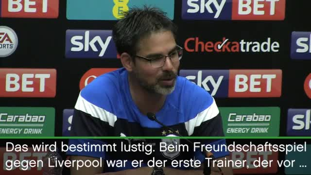 Championship: Wagner freut sich auf Klopp