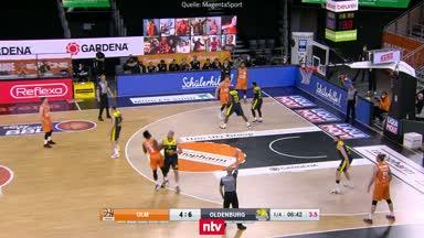 BBL-Playoffs: Alle Highlights zu Ulm vs. Oldenburg