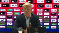"""Deschamps nach Niederlande: """"Es tut sehr weh"""""""