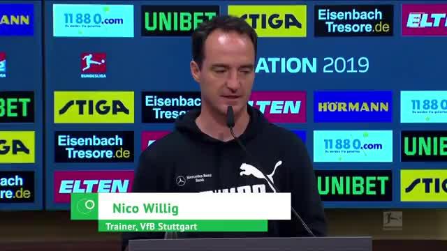 """Willig nach Abstieg: """"Tut mir Leid für die Fans"""""""