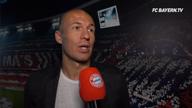 """Robben stolz: """"Das war der perfekte Abschied"""""""