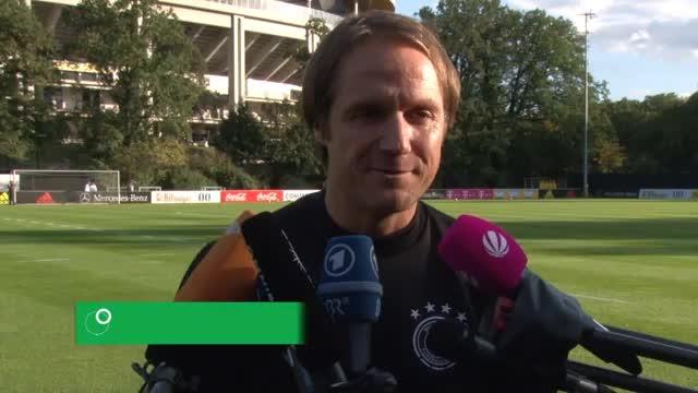 """Löw-Assistent Schneider: """"Mission ist klar"""""""