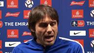 """Conte: """"Mourinho ist nicht echt, er ist fake"""""""