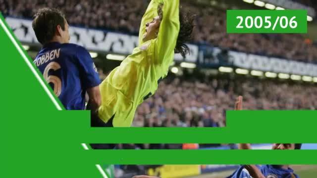 Chelsea vs. Barca: Fünf denkwürdige Duelle