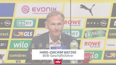 BVB-Boss Watzke über den Verkauf von Jadon Sancho