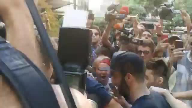 Higuain-Hype! Stürmer in Mailand empfangen
