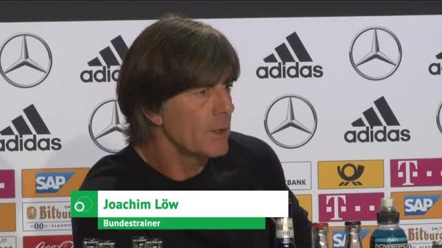 """Löw: Spieler mit """"Jetzt-erst-recht-Mentalität"""""""