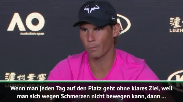Nadal spricht über Murrays Rücktritt
