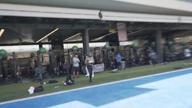 100-Yard-Pass! OBJ's Wahnsinns-Wurf im Training