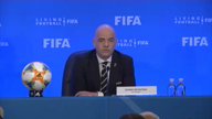 Infantino: Mega-WM nur mit Katar-Nachbarländer