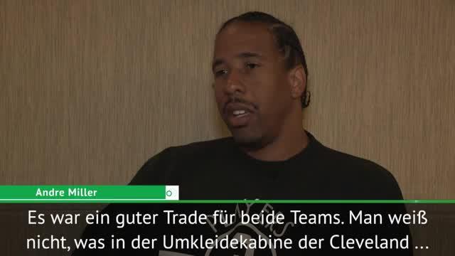 """Legende Miller: Irving-Trade? """"Ein Schock"""""""