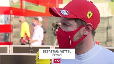 Vettel deckt auf: Daran hakte es in der Toskana