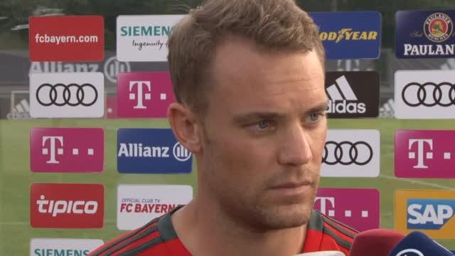 DFB-Kapitän Neuer äußert sich zur Özil-Debatte