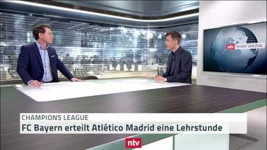 Lehrstunde für Atlético: Ist der FC Bayern unverwundbar?