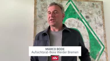 Werders Marco Bode erklärt den Kohfeldt-Rausschmiss
