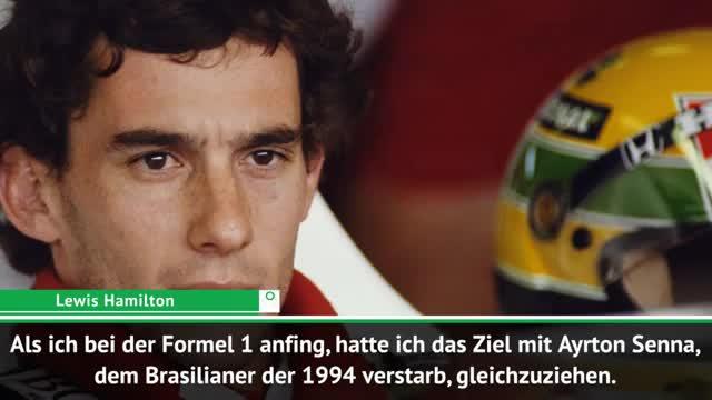 F1: Hamilton will Schumacher-Rekorde knacken