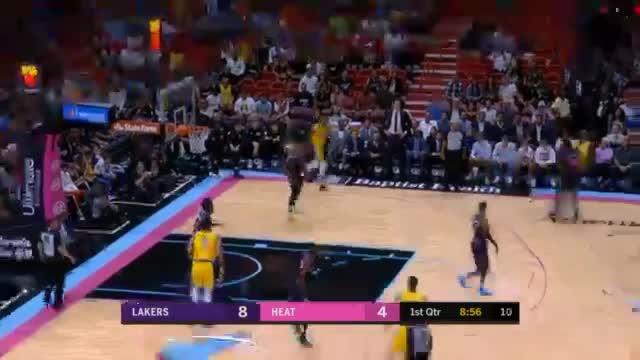 51 Punkte! LeBron zerstört die Heat