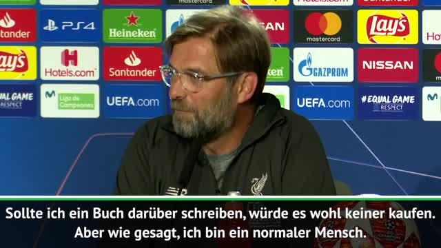"""Klopp: """"Weltrekord für meiste Halbfinal-Siege"""""""