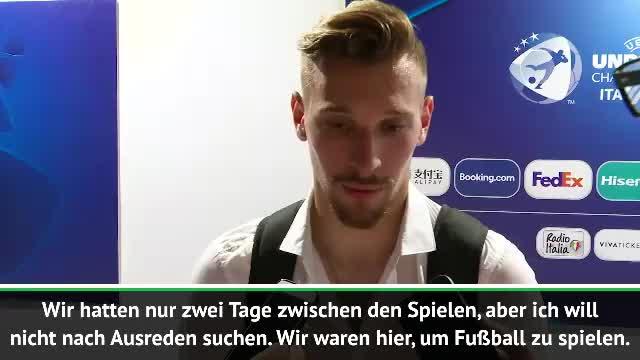 """Radu enttäuscht: """"Deutschen physisch überlegen"""""""