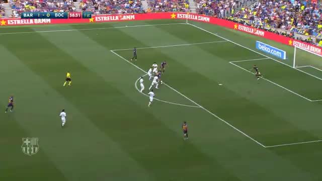 3:0! Malcom brilliert bei Barcas Gamper Trophy