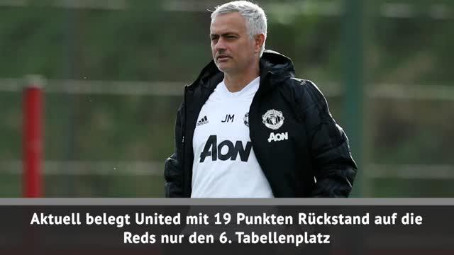 Offiziell! ManUnited trennt sich von Mourinho