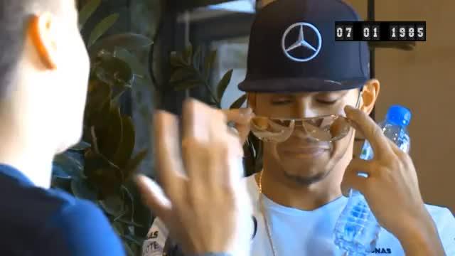 Born this Day: Lewis Hamilton wird 34